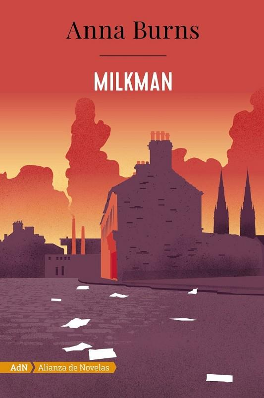 MILKMAN (ADN) | 9788491814344 | BURNS, ANNA