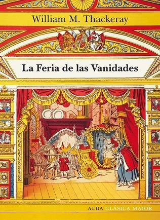 LA FERIA DE LAS VANIDADES | 9788490654965 | THACKERAY, WILLIAM M.